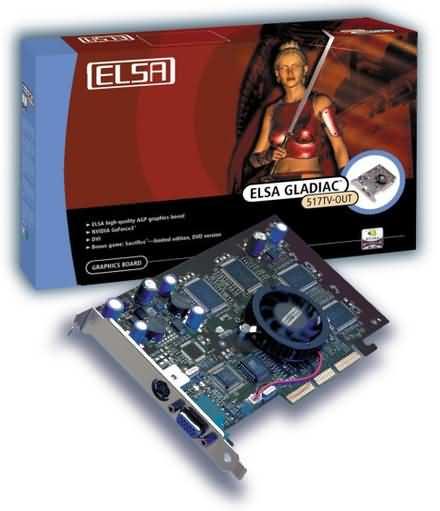 Elsa Gladiac 517 TV-Out