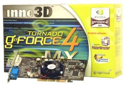 Inno Tornado GF4 MX440